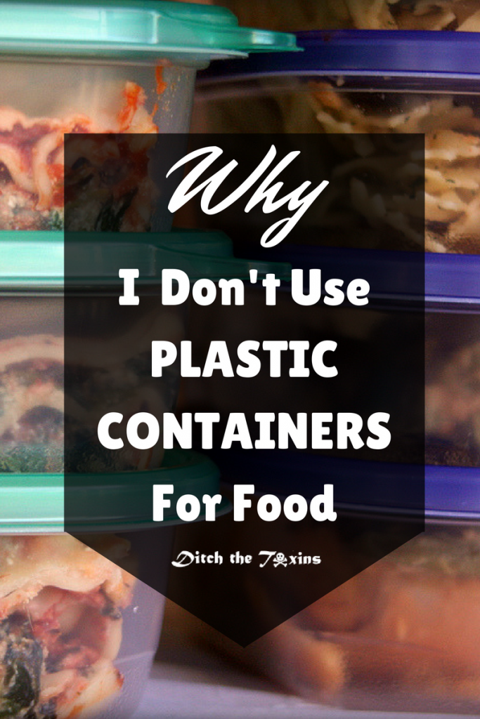 Plastic Food Containers Leach Hormone Disrupting Chemcials Into Your Food. Learn How and Why to Find Safer Alterantives.